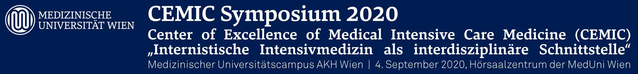 CEMIC Symposium 2020