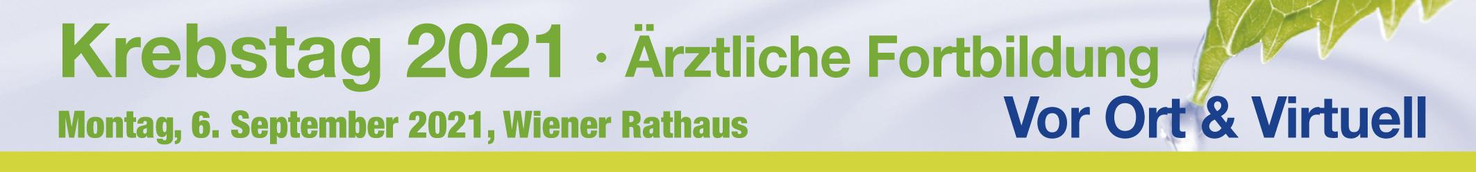 Wiener Krebstag 2021 - Ärztliche Fortbildung